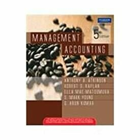 Management Accounting (Old Edition)