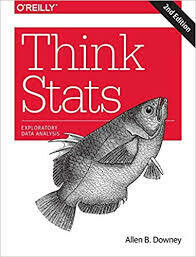 Free ebook: Think Stats by Allen Downey Digital Version