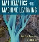 Free ebook: Mathematics for Machine Learning
