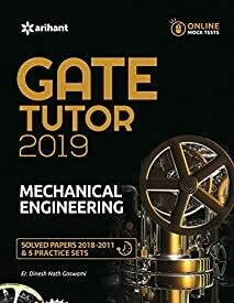 Mechanical Engineering GATE 2019