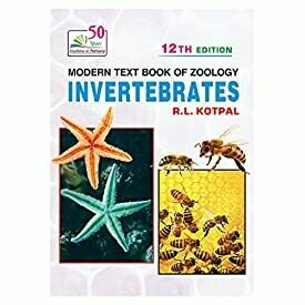 Modern textbook of Zoology: INVERTEBRATES 12th Edition