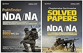 Pathfinder NDA/NA Exam - Guide & Chapterwise Solved Papers