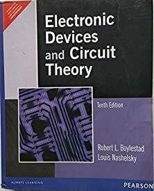 Electronic Devices And Circuits Theory 10th Edition (English, Paperback, Robert L. Boylestad, Louis Nashelsky)