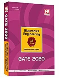 GATE 2020: Electronics Engineering Previous Solved Papers