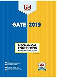 GATE 2019: Mechanical Engineering - Previous Solved Papers