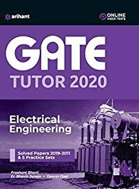 Electrical Engineering GATE 2020 (Old Edition)