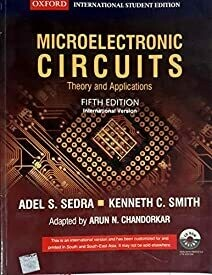 Microelectronic Circuits theory and application