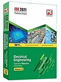 ESE 2021: Preliminary Exam : Electrical Engineering Objective Paper - Volume II​ by MADE EASY: Vol. 2