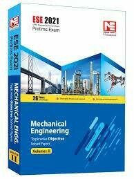 ESE 2021 Preliminary Exam : Mechanical Engineering Objective Paper - Volume II by MADE EASY: Vol. 2