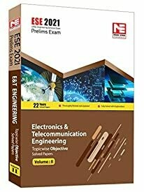 ESE 2021 Electronics and Telecommunication Obj Paper  Vol 2  MADE EASY
