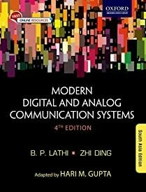Modern Digital And Analog Communication Systems: Fourth Edition
