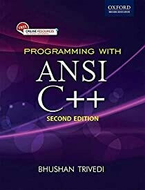 Programming with Ansi C++ (Oxford Higher Education)