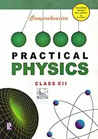 Comprehensive Practical Physics for Class 12 (Examination 2020-2021)