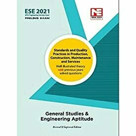 Standard & Quality Practices in Production, Construction, Maintenance and Services: ESE 2021: Prelims GSEA by MADE EASY