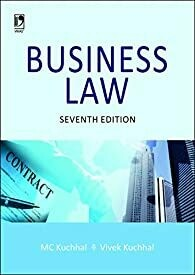 Business Law by M.C. Kuchhal and Vivek Kuchhal