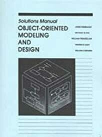 Object Oriented Modeling And Design