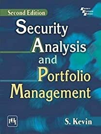 Security Analysis And Portfolio Management By S Kevin