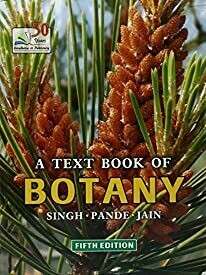Textbook of Botany By Singh, Pandey and Jain