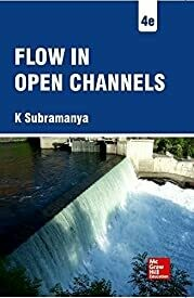 Flow In Open Channels 4Th Edition