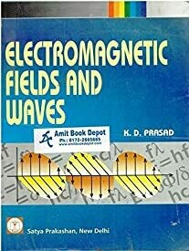 Electromagnetic Fields And Waves by Prasad