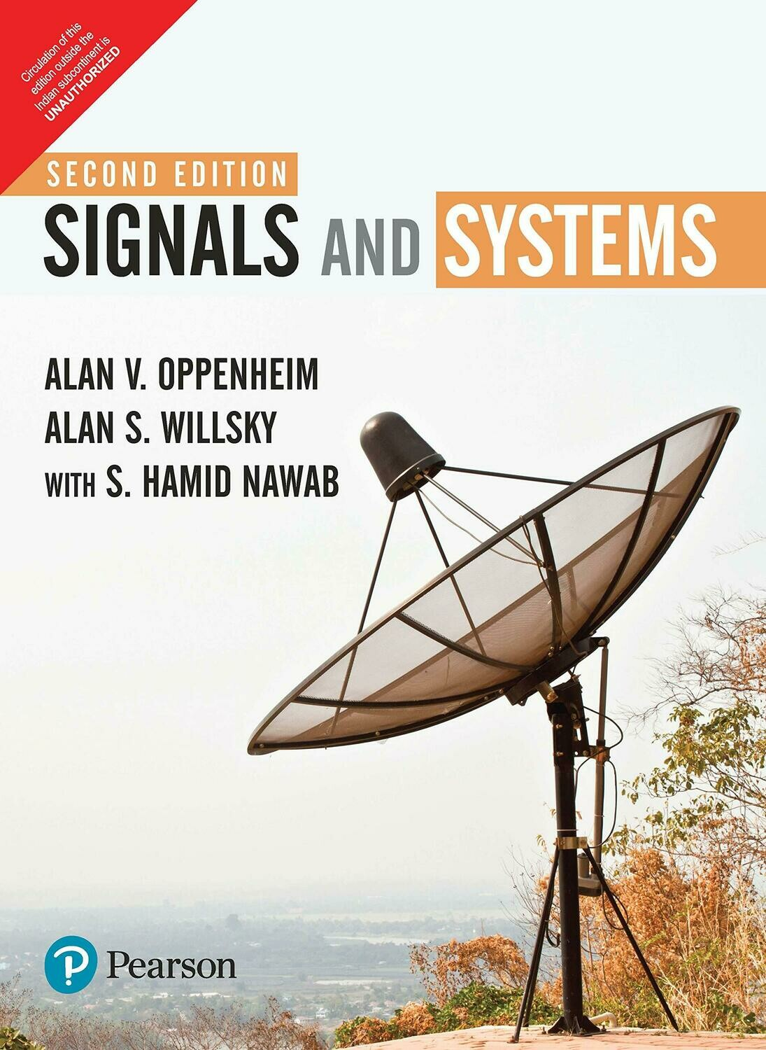 Signals and Systems   Second Edition by Oppenheim/Willsky/Hamid   1 January 2015