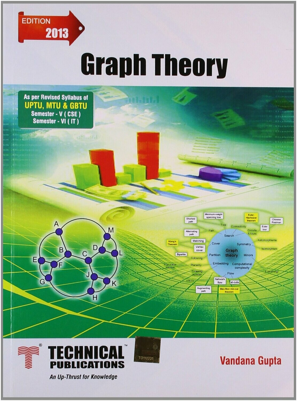 Graph Theory UPTU,MTU&GBTU CSE 2013 by Gupta V | 1 January 2012