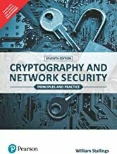 Cryptography and Network Security - Principles and Practice by Stallings Willam