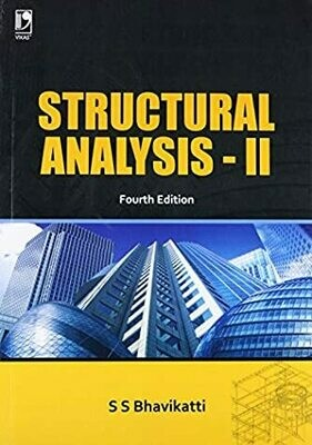 Structural Analysis Vol-2