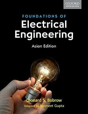 Foundations of Electrical Engineering: Asian Edition