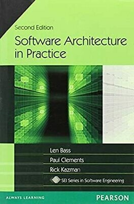 Software Architecture in Practice, 2e