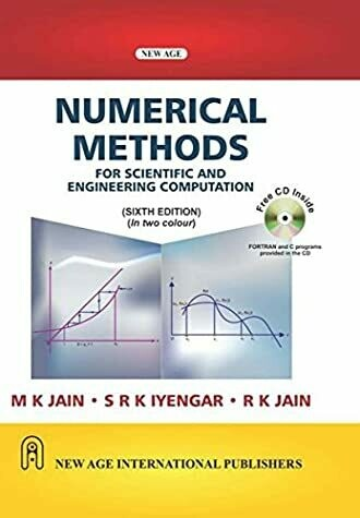 Numerical Methods : For Scientific And Engineering Computation (Multi Colour Edition)