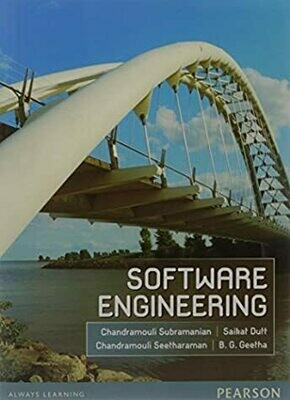 Software Engineering, 1e