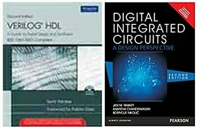 Verilog HDL & Digital Integrated Circuits