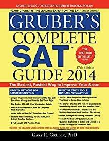 Gruber's Complete SAT Guide 2014, 17e
