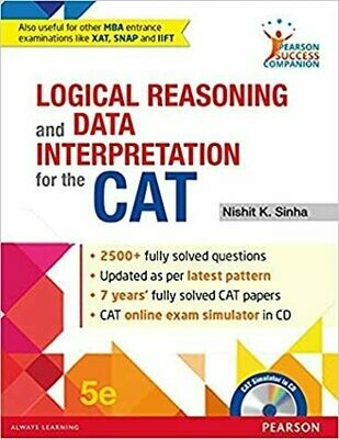 Logical Reasoning And Data Interpretation For The Cat 5/Ed