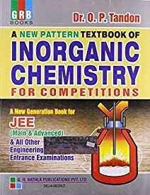 A New Pattern Text Book of Inorganic Chemistry for Competitions: A New Generation Book for IIT-JEE & All other Engineering Entrance Examinations