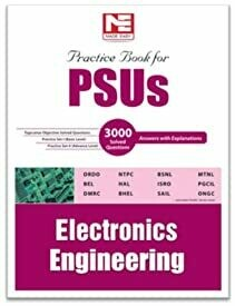 PSUs: Practice Book: Electronics Engineering: Practice Book For Electronics Engineering