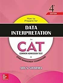 How to Prepare for Data Interpretation for CAT (Old Edition)