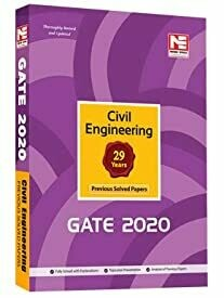 GATE 2020: Civil Engineering Previous Solved Papers