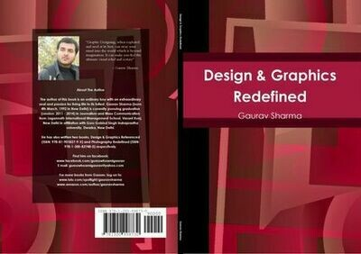 DESIGN & GRAPHICS REFERENCED By GAURAV