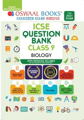Buy e-book: Oswaal ICSE Question Banks Class 9 Chemistry (Reduced Syllabus) (For 2021 Exam)