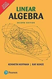 Linear Algebra | Second Edition | By Pearson