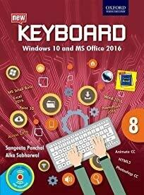 Keyboard Windows 10 Office 2016 Class 8