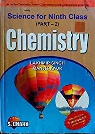 Chemistry Part 2 Class - 9
