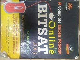 ARIHANT - ONLINE BITSAT 2013