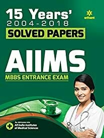 15 Years' Solved Papers AIIMS MBBS