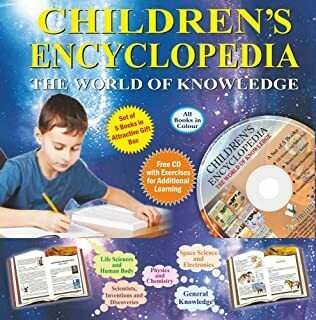 Children's Encyclopedia - The World of Knowledge by V&S Editorial Board
