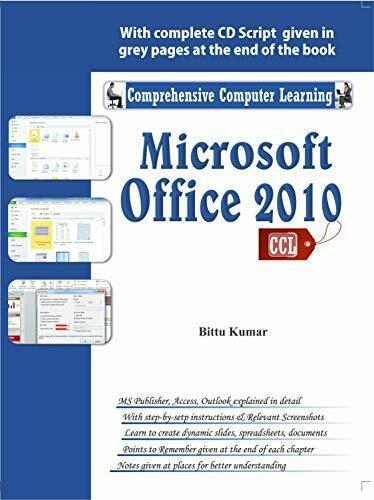 Microsoft Office 2010  (With Youtube AV)by Bittu Kumar