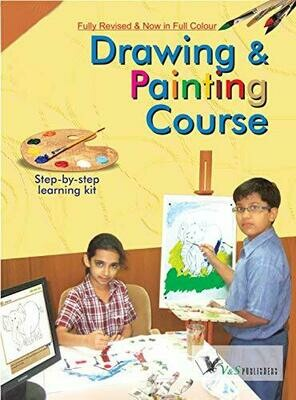 Drawing & Painting Course (With Cd) by A.H. Hashmi