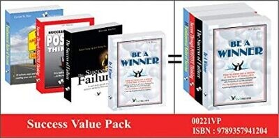 Success Value Pack: A Set of Books That Motivate, Encourage and Help a Person Climb the Ladder of Success by Editorial Board